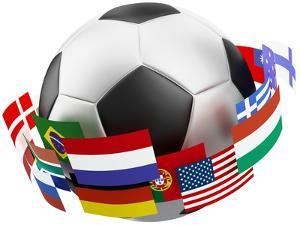 3D World Soccer Ball by bioraven
