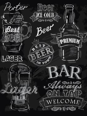 Chalk Beer by bioraven