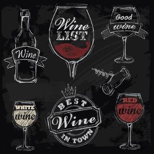 Chalk Wine by bioraven