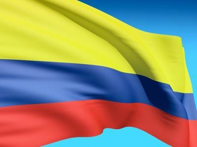Flag Of Colombia by bioraven