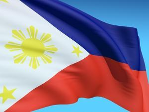 Flag Of Philippines by bioraven