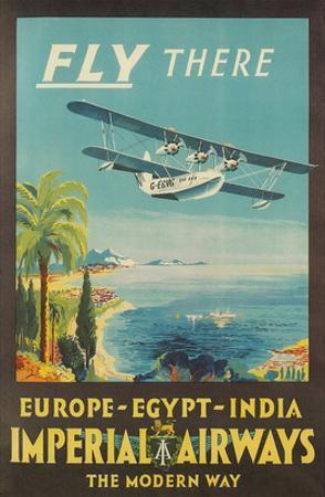 Biplane Clipper, Imperial Airways