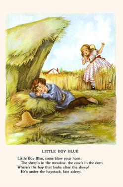 Little Boy Blue by Bird & Haumann