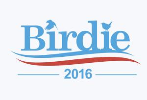 Birdie Sanders (White)