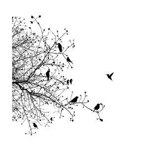 Birds in a Tree