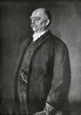 Bismarck in 1884