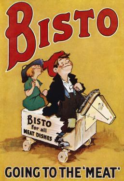 Bisto the Bisto Kids Bisto Gravy, Going to the Meat
