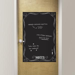 Bistro Notes Dry Erase Message Board