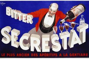 Bitter Secrestat Poster