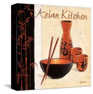Asian Kitchen by Bjoern Baar