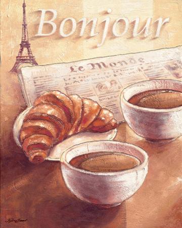 Bonjour by Bjoern Baar