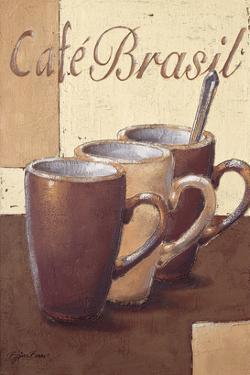 Cafe Brasil by Bjoern Baar