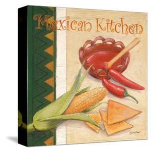 Mexican Kitchen by Bjoern Baar