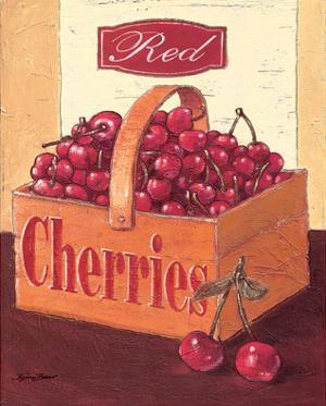 Red Cherrries by Bjoern Baar