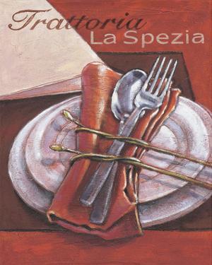 Trattoria La Spezia by Bjoern Baar