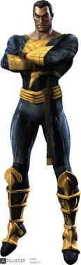 Black Adam - Injustice DC Comics Game Lifesize Standup