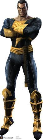 Black Adam - Injustice DC Comics Game Lifesize Standup