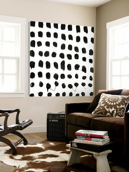Black and White E-Franka Palek-Loft Art