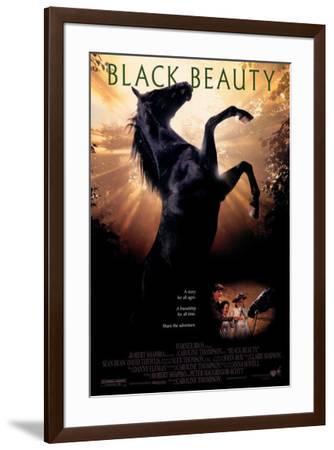 Black Beauty--Framed Poster