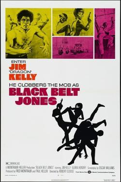 Black Belt Jones, Jim Kelly, Gloria Hendry, 1974