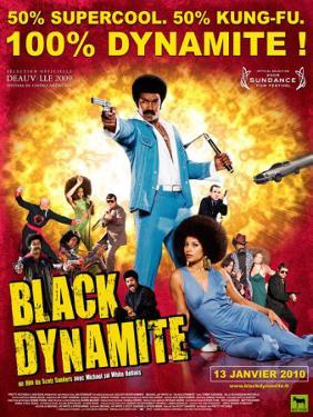 Black Dynamite - French Style