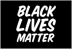 Black Lives Matter Bold Statement
