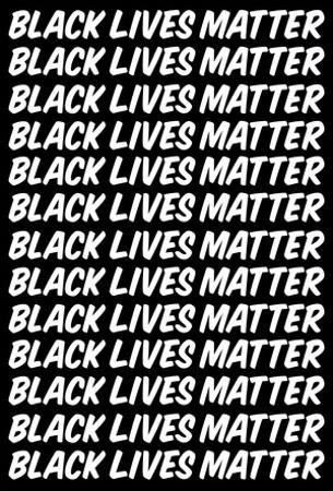 Black Lives Matter Strong Message Echoed