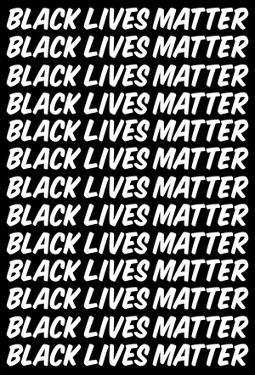 Black Lives Matter Strong Message Echoed