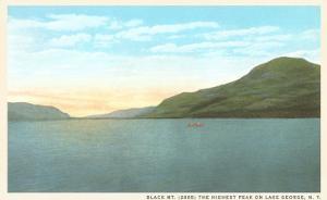 Black Mountain, Lake George, New York