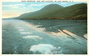 Black Mountain on Lake George, New York