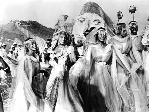 Black Orpheus, Brazilian Carnival Band, 1959