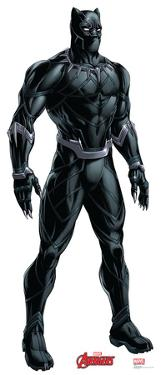 Black Panther - Avengers Animated