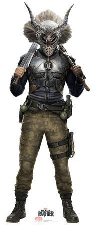 Black Panther - Erik Killmonger