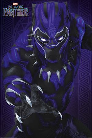 Black Panther - Glow