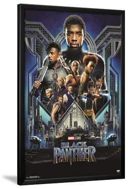 Black Panther - Group One Sheet