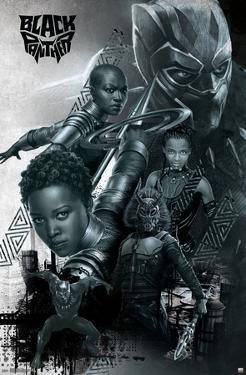 Black Panther - Group