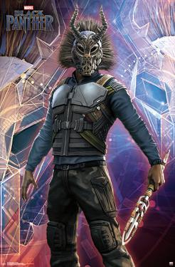 Black Panther - Killmonger
