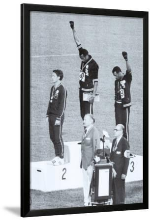 Black Power, Mexico City Olympics 1968