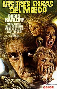 Black Sabbath, (aka Las Tres Caras Del Miedo), Boris Karloff, 1963
