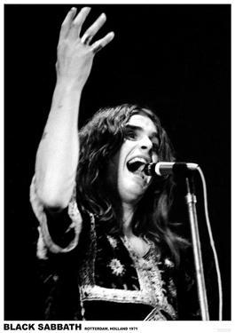 Black Sabbath - Ozzy Osbourne