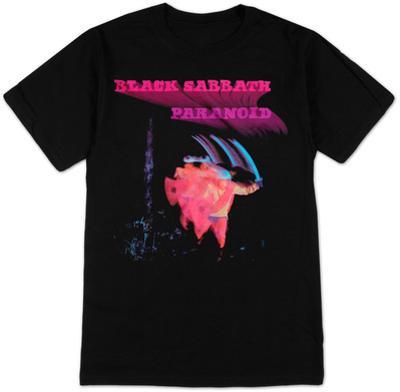 Black Sabbath - Paranoid Motion Trails