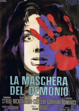 Black Sunday, (aka La Maschera Del Demonio), Barbara Steele, 1960
