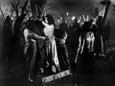 Black Sunday, Barbara Steele, 1960