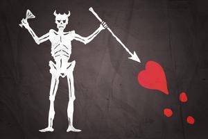 Blackbeard's Pirate Flag