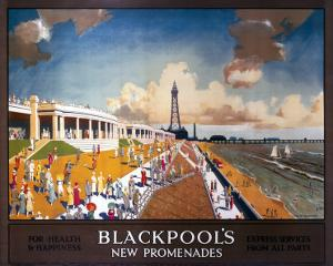 Blackpool New Promenades