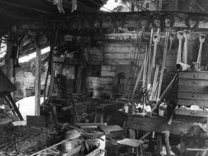 Blacksmith's Interior