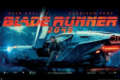 Blade Runner 2049 (Flying Car)
