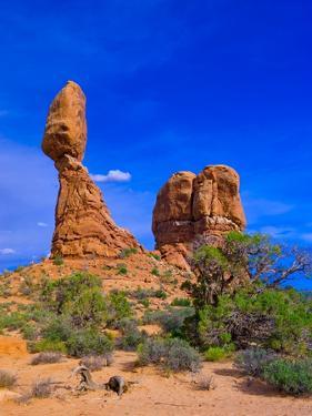 Balanced Rock by Blaine Harrington