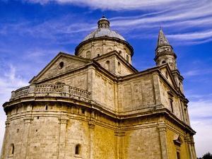 San Biagio Temple at Montepulciano by Blaine Harrington