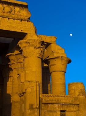 Temple of Horus and Sobek at Kom Ombo by Blaine Harrington